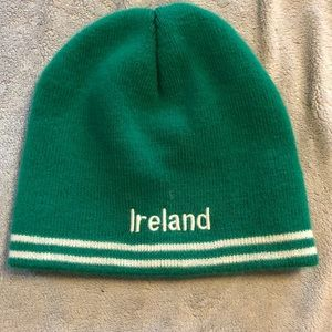 Other - Authentic Ireland beanie hat